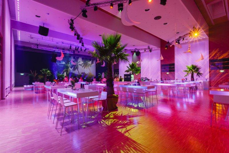 Beach Party Verleiher Frankfurt Deco Event 1