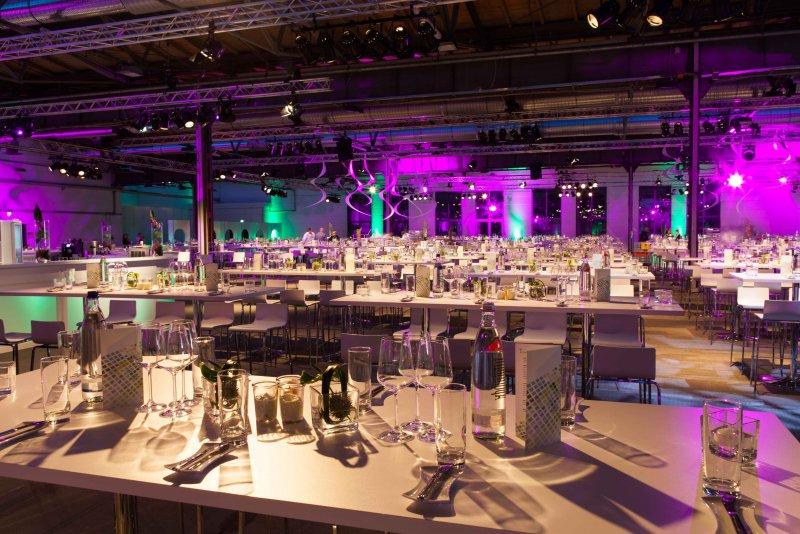 Event Dekoration Berlin und Frankfurt