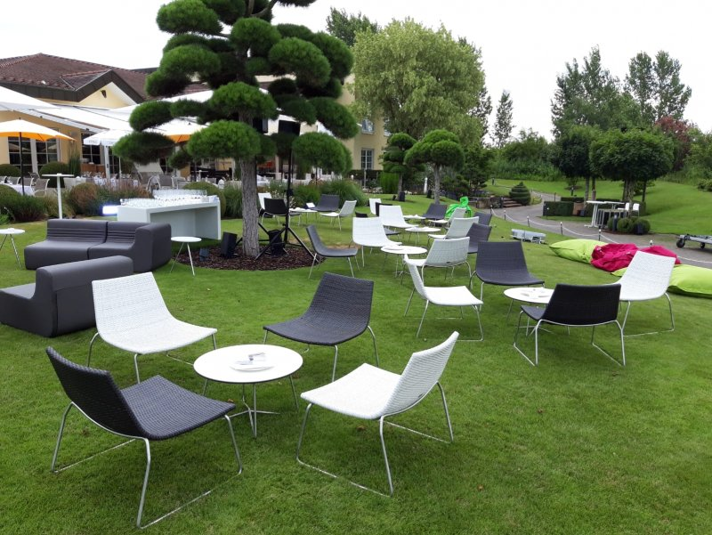events outdoor deco event