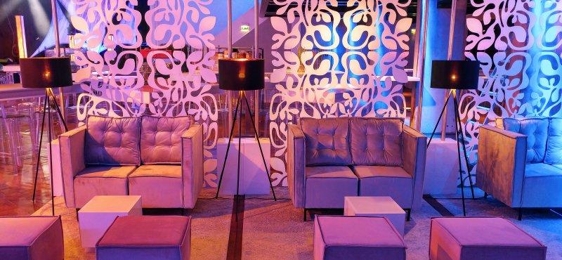 hochwertige lounge mieten