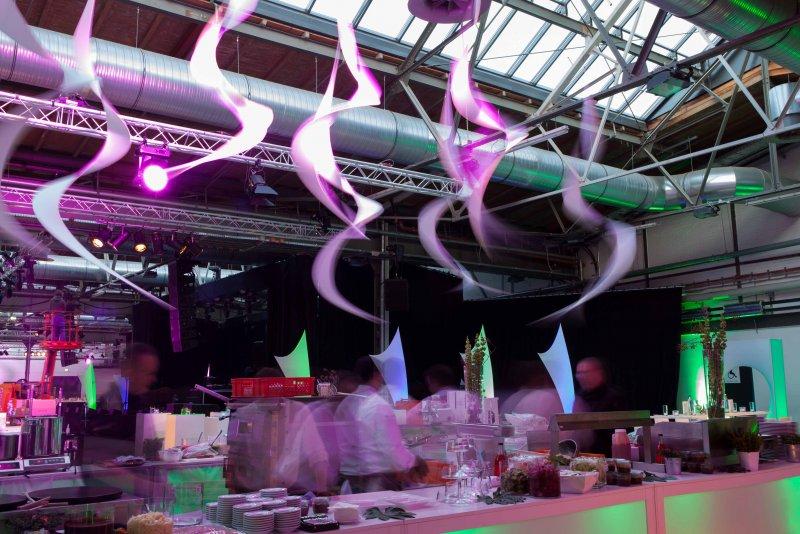 kreative Dekoration Events